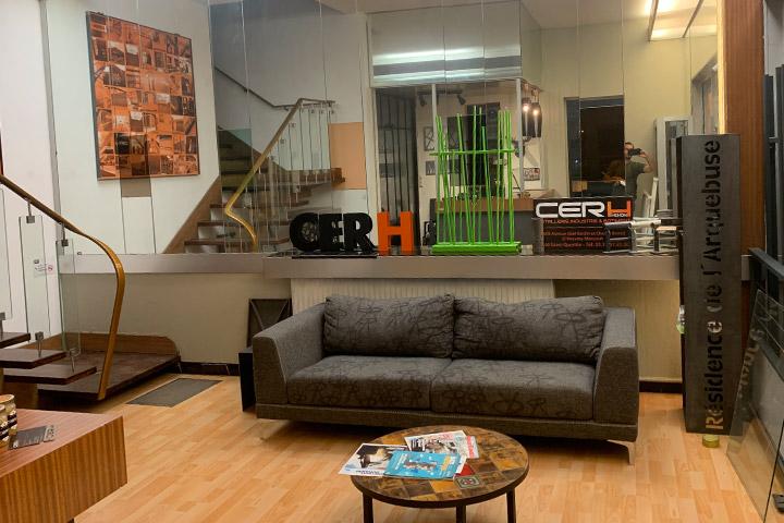 Nous disposons d'un showroom pour l'accueil de nos clients dans la Zone industrielle Rouvroy-Morcourt à Saint-Quentin.