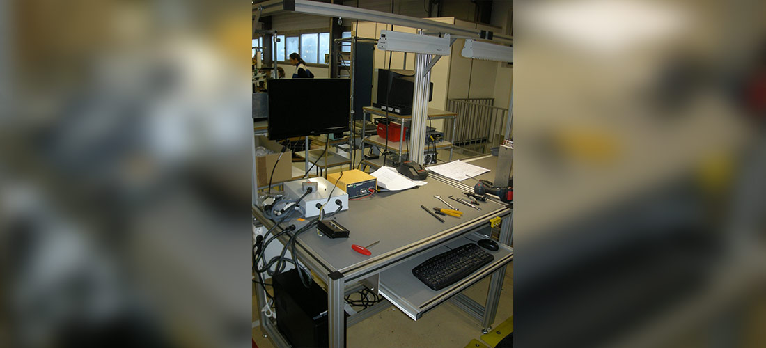 Postes de travail, planchers de travail, ergonomie au poste de travail