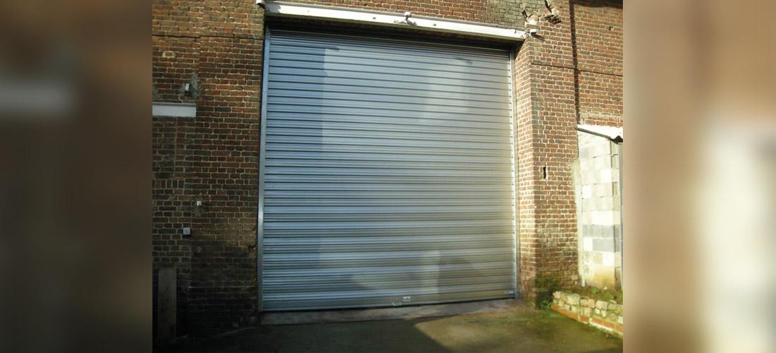 Portes souples rapides intérieur ou extérieur